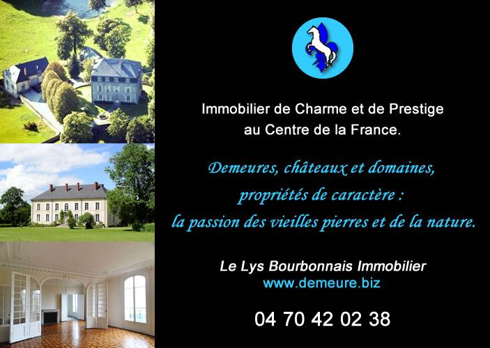 Lys Bourbonnais Immobilier